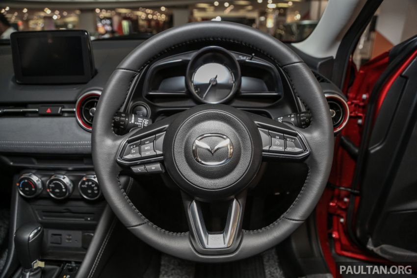 2018 Mazda CX-3 facelift previewed in Malaysia – RM121,134 est, higher specs with blind spot monitor Image #831881
