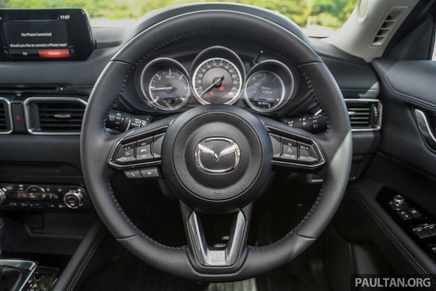 Driven Web Series 2018: best family SUVs in Malaysia – new Honda CR-V vs Mazda CX-5 vs Peugeot 3008 Image #823287