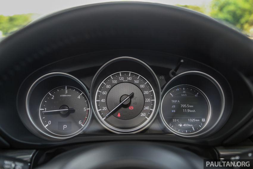 Driven Web Series 2018: best family SUVs in Malaysia – new Honda CR-V vs Mazda CX-5 vs Peugeot 3008 Image #823288
