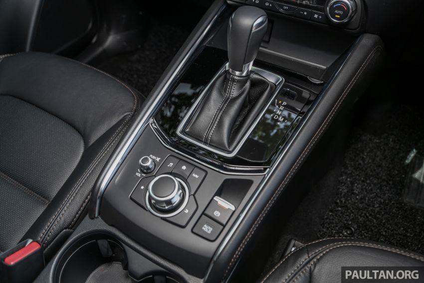 Driven Web Series 2018: best family SUVs in Malaysia – new Honda CR-V vs Mazda CX-5 vs Peugeot 3008 Image #823291