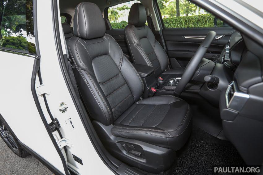 Driven Web Series 2018: best family SUVs in Malaysia – new Honda CR-V vs Mazda CX-5 vs Peugeot 3008 Image #823294