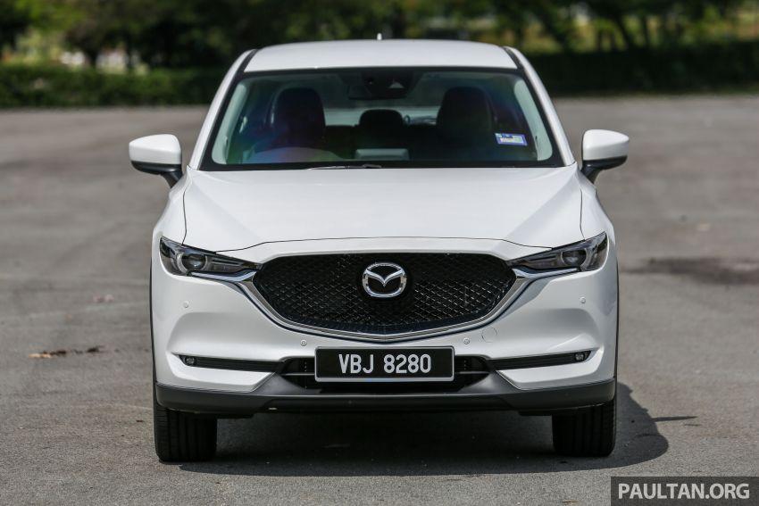 Driven Web Series 2018: best family SUVs in Malaysia – new Honda CR-V vs Mazda CX-5 vs Peugeot 3008 Image #823278