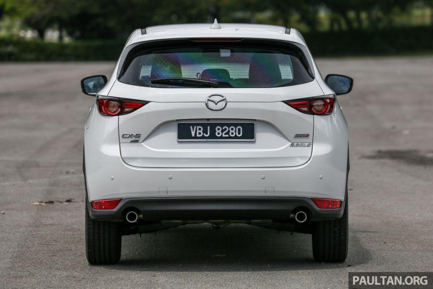 Driven Web Series 2018: best family SUVs in Malaysia – new Honda CR-V vs Mazda CX-5 vs Peugeot 3008 Image #823279