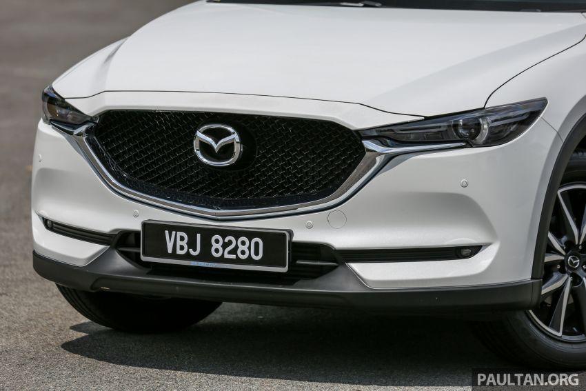 Driven Web Series 2018: best family SUVs in Malaysia – new Honda CR-V vs Mazda CX-5 vs Peugeot 3008 Image #823281