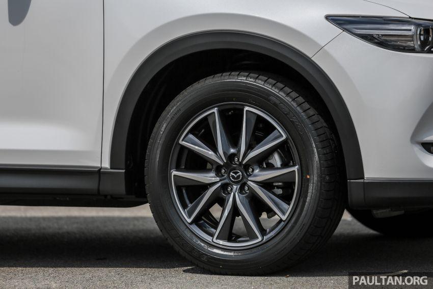 Driven Web Series 2018: best family SUVs in Malaysia – new Honda CR-V vs Mazda CX-5 vs Peugeot 3008 Image #823282