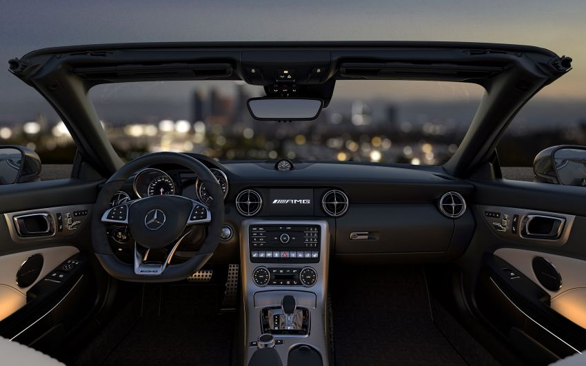 2019 Mercedes-AMG SLC43 now comes with 385 hp Image #826454