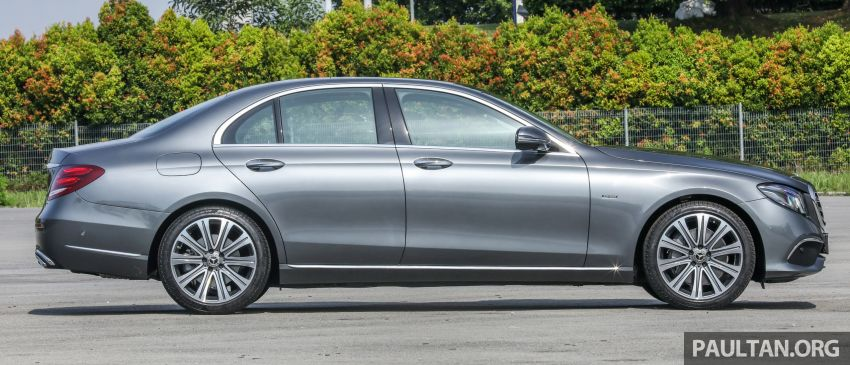 W213 Mercedes-Benz E-Class gets MY2018 updates – EQ Power branding for E350e, new ambient lighting Image #827222