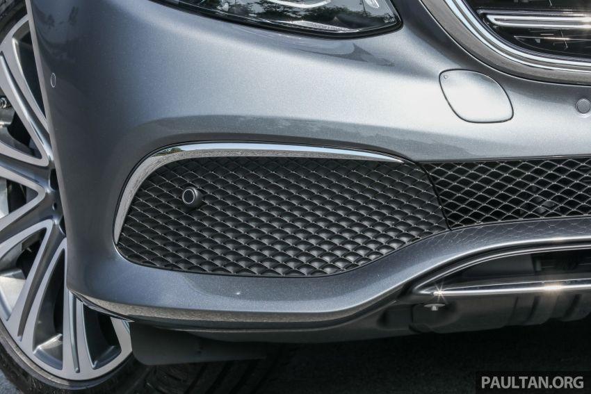 W213 Mercedes-Benz E-Class gets MY2018 updates – EQ Power branding for E350e, new ambient lighting Image #827230