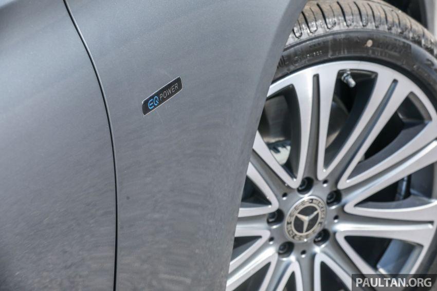 W213 Mercedes-Benz E-Class gets MY2018 updates – EQ Power branding for E350e, new ambient lighting Image #827238