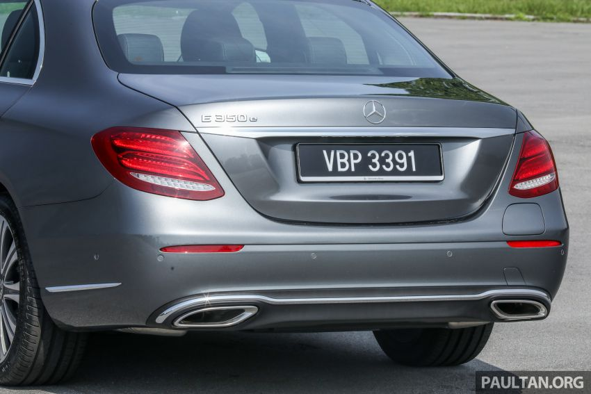 W213 Mercedes-Benz E-Class gets MY2018 updates – EQ Power branding for E350e, new ambient lighting Image #827242