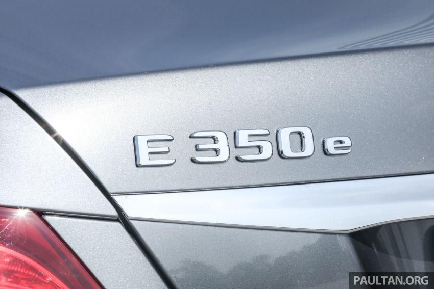 W213 Mercedes-Benz E-Class gets MY2018 updates – EQ Power branding for E350e, new ambient lighting Image #827248