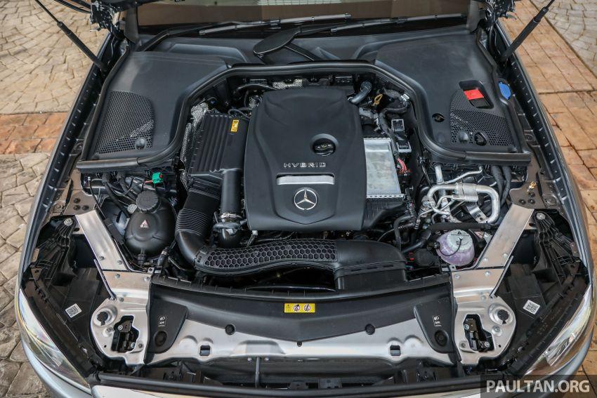W213 Mercedes-Benz E-Class gets MY2018 updates – EQ Power branding for E350e, new ambient lighting Image #827249