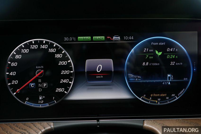 W213 Mercedes-Benz E-Class gets MY2018 updates – EQ Power branding for E350e, new ambient lighting Image #827260