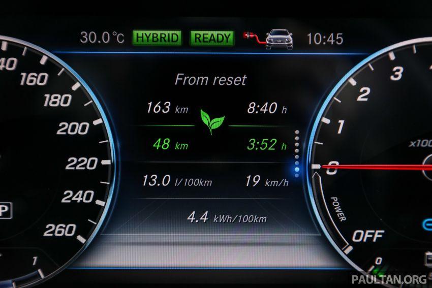 W213 Mercedes-Benz E-Class gets MY2018 updates – EQ Power branding for E350e, new ambient lighting Image #827265