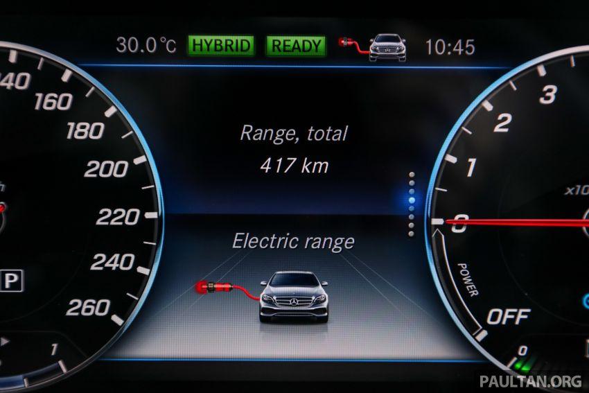 W213 Mercedes-Benz E-Class gets MY2018 updates – EQ Power branding for E350e, new ambient lighting Image #827268