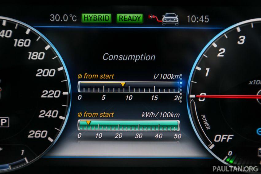 W213 Mercedes-Benz E-Class gets MY2018 updates – EQ Power branding for E350e, new ambient lighting Image #827269