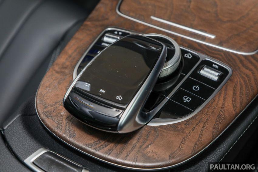 W213 Mercedes-Benz E-Class gets MY2018 updates – EQ Power branding for E350e, new ambient lighting Image #827286