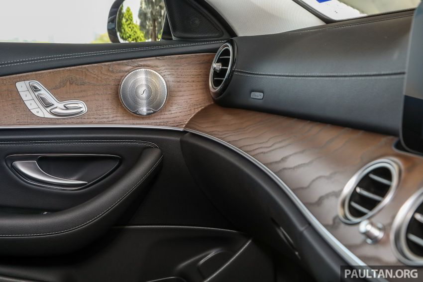 W213 Mercedes-Benz E-Class gets MY2018 updates – EQ Power branding for E350e, new ambient lighting Image #827287