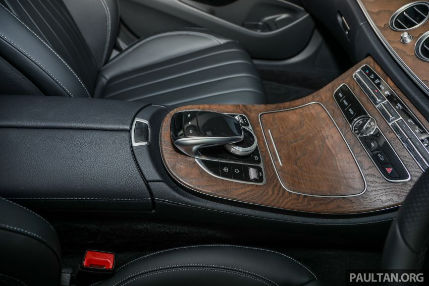 W213 Mercedes-Benz E-Class gets MY2018 updates – EQ Power branding for E350e, new ambient lighting Image #827290