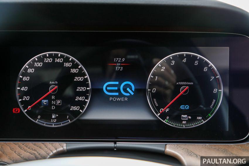 W213 Mercedes-Benz E-Class gets MY2018 updates – EQ Power branding for E350e, new ambient lighting Image #827254