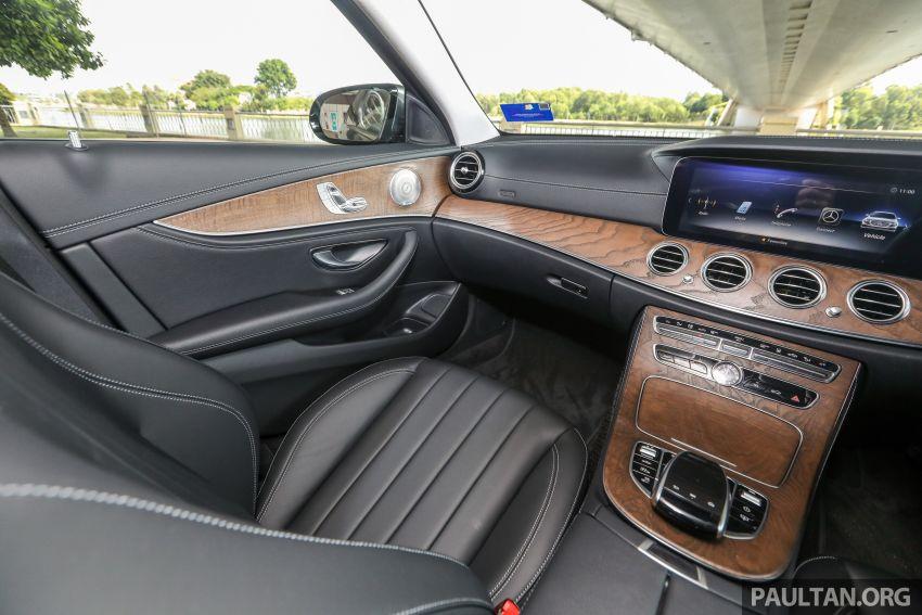 W213 Mercedes-Benz E-Class gets MY2018 updates – EQ Power branding for E350e, new ambient lighting Image #827297