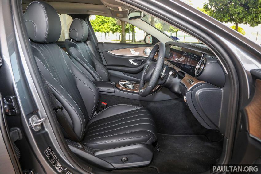 W213 Mercedes-Benz E-Class gets MY2018 updates – EQ Power branding for E350e, new ambient lighting Image #827298