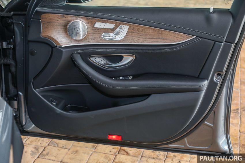 W213 Mercedes-Benz E-Class gets MY2018 updates – EQ Power branding for E350e, new ambient lighting Image #827300