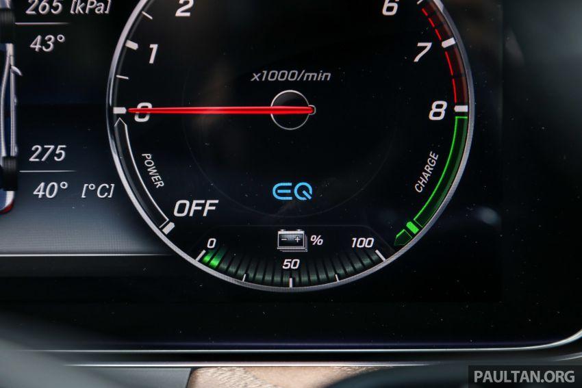W213 Mercedes-Benz E-Class gets MY2018 updates – EQ Power branding for E350e, new ambient lighting Image #827255