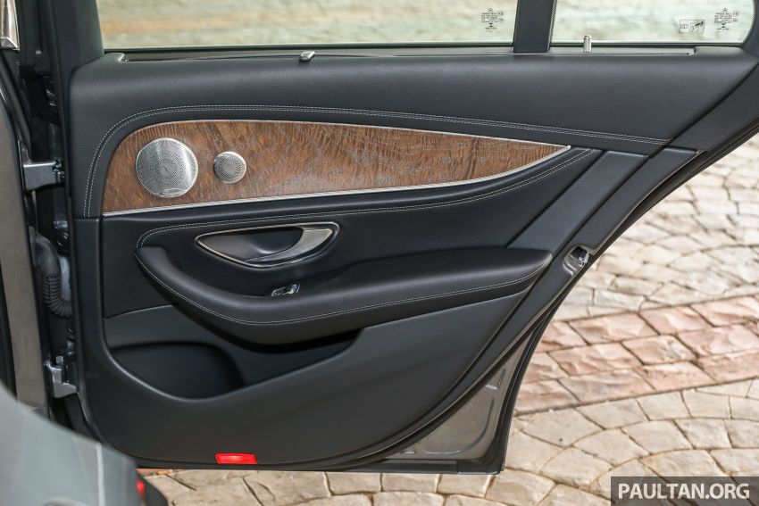 W213 Mercedes-Benz E-Class gets MY2018 updates – EQ Power branding for E350e, new ambient lighting Image #827307