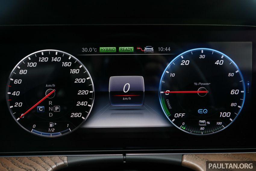 W213 Mercedes-Benz E-Class gets MY2018 updates – EQ Power branding for E350e, new ambient lighting Image #827257