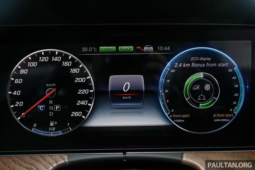 W213 Mercedes-Benz E-Class gets MY2018 updates – EQ Power branding for E350e, new ambient lighting Image #827259