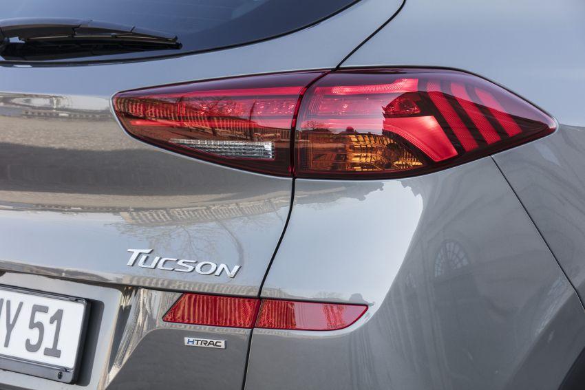 Hyundai Tucson <em>facelift</em> 2019 terima enjin turbodiesel dengan sistem hibrid ringkas 48V di pasaran Eropah Image #824593