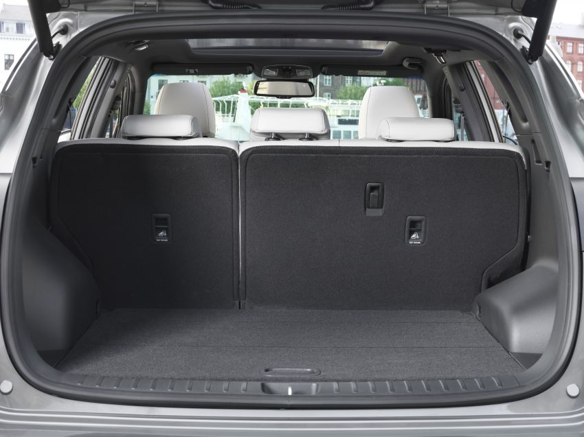 Hyundai Tucson <em>facelift</em> 2019 terima enjin turbodiesel dengan sistem hibrid ringkas 48V di pasaran Eropah Image #824588