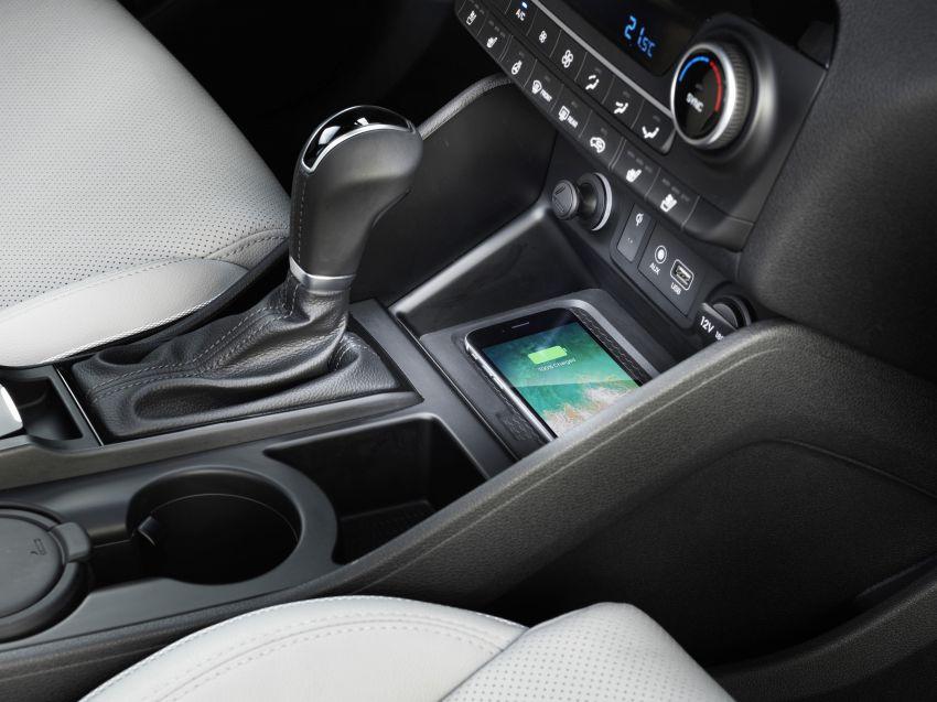 Hyundai Tucson facelift – 48V mild hybrid in Europe Image #824463