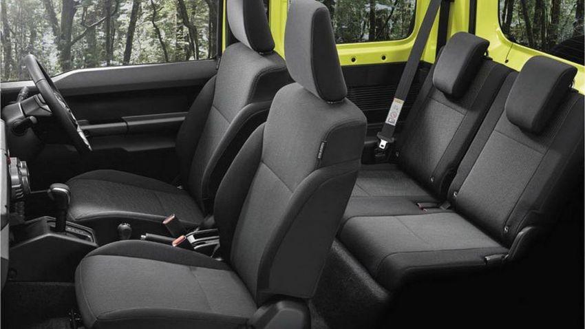 New Suzuki Jimny revealed – a cool, baby G-Wagen Image #828196