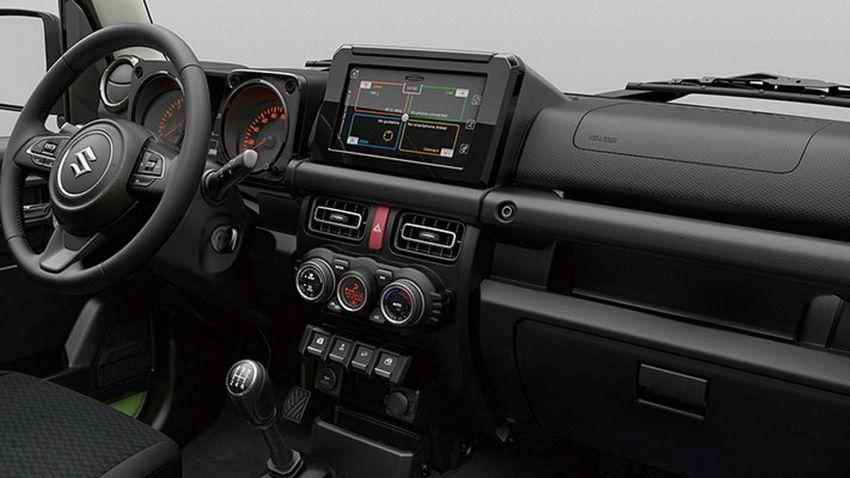 New Suzuki Jimny revealed – a cool, baby G-Wagen Image #828194