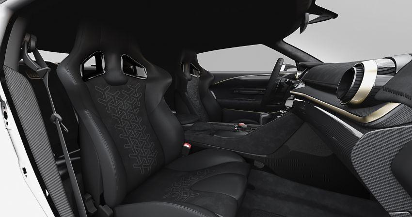 Nissan GT-R50 Italdesign – projek sambut ulang tahun Image #832963