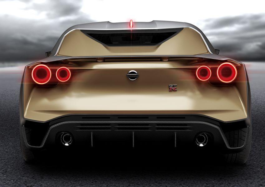 Nissan GT-R50 Italdesign – projek sambut ulang tahun Image #832957
