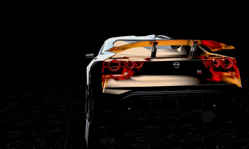 Nissan 2018 >> Nissan GT-R50 by Italdesign revealed – an Italian GT-R Paul Tan - Image 833093