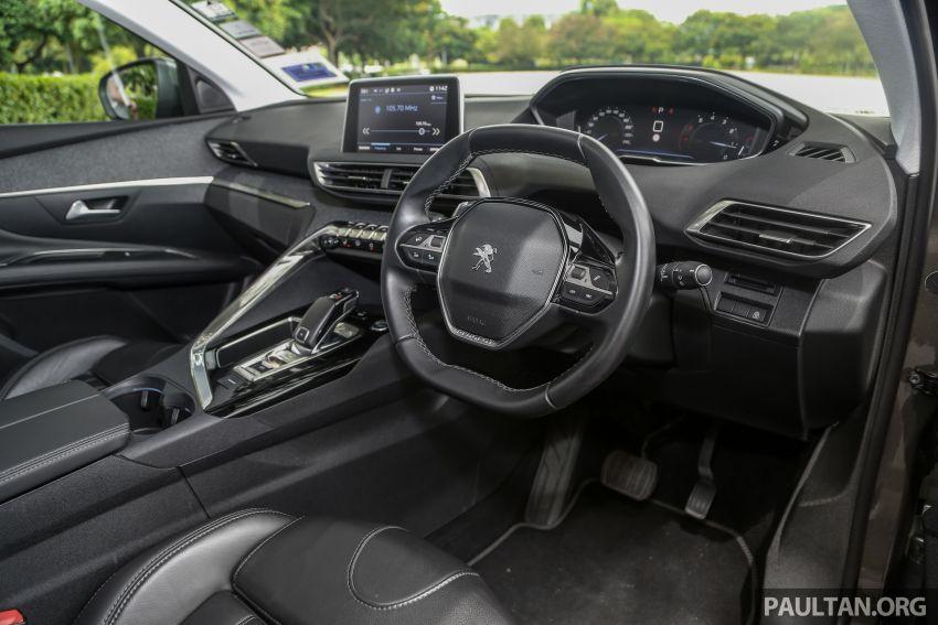 Driven Web Series 2018: best family SUVs in Malaysia – new Honda CR-V vs Mazda CX-5 vs Peugeot 3008 Image #823307
