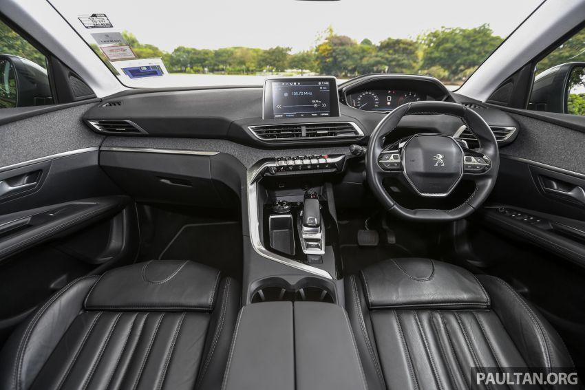 Driven Web Series 2018: best family SUVs in Malaysia – new Honda CR-V vs Mazda CX-5 vs Peugeot 3008 Image #823308