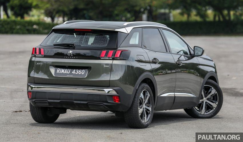 Driven Web Series 2018: best family SUVs in Malaysia – new Honda CR-V vs Mazda CX-5 vs Peugeot 3008 Image #823298
