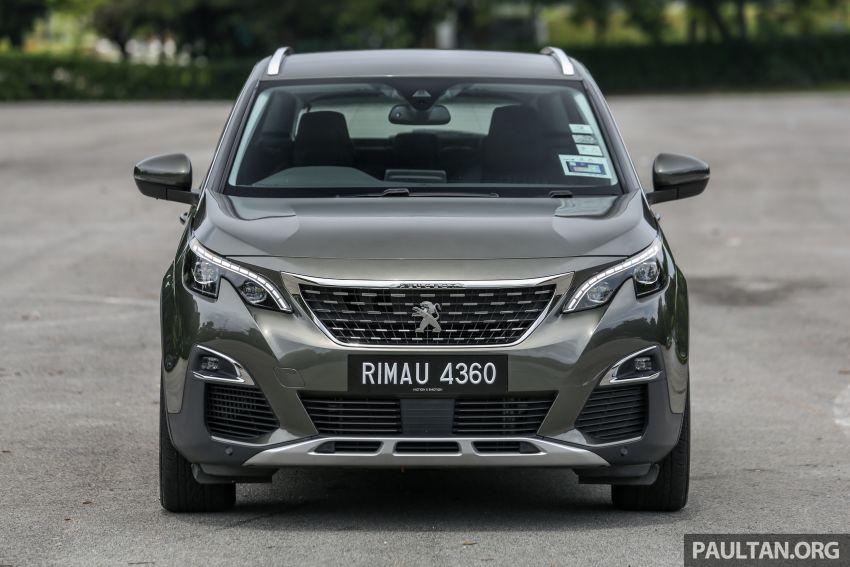 Driven Web Series 2018: best family SUVs in Malaysia – new Honda CR-V vs Mazda CX-5 vs Peugeot 3008 Image #823299