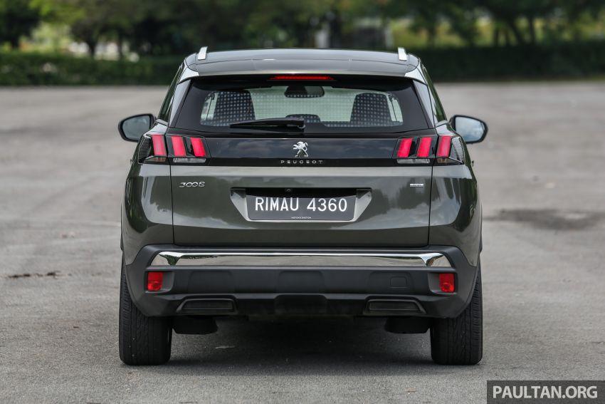 Driven Web Series 2018: best family SUVs in Malaysia – new Honda CR-V vs Mazda CX-5 vs Peugeot 3008 Image #823300