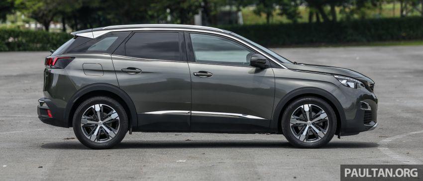 Driven Web Series 2018: best family SUVs in Malaysia – new Honda CR-V vs Mazda CX-5 vs Peugeot 3008 Image #823301