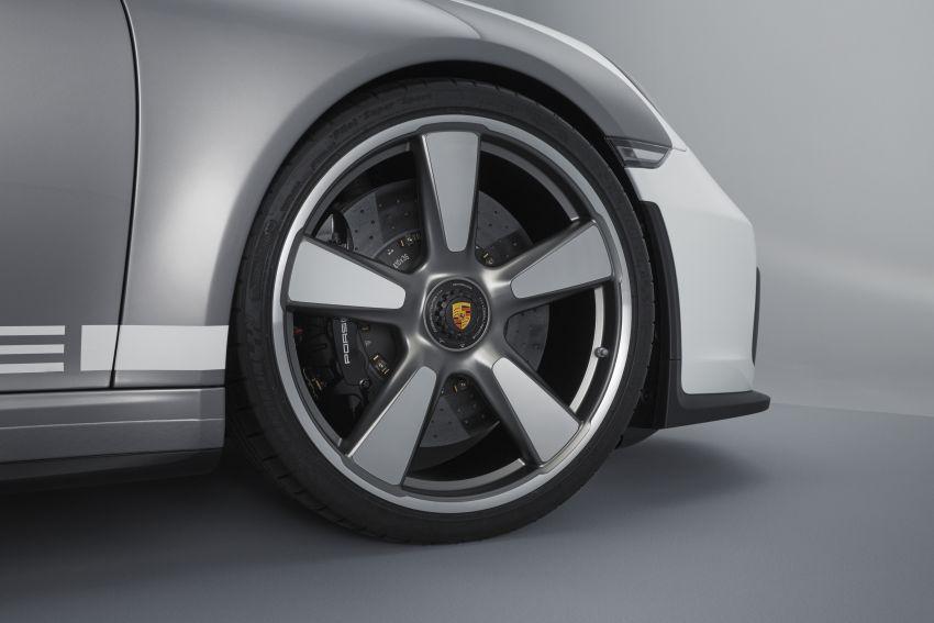 Porsche 911 Speedster Concept – a modern classic Image #825648