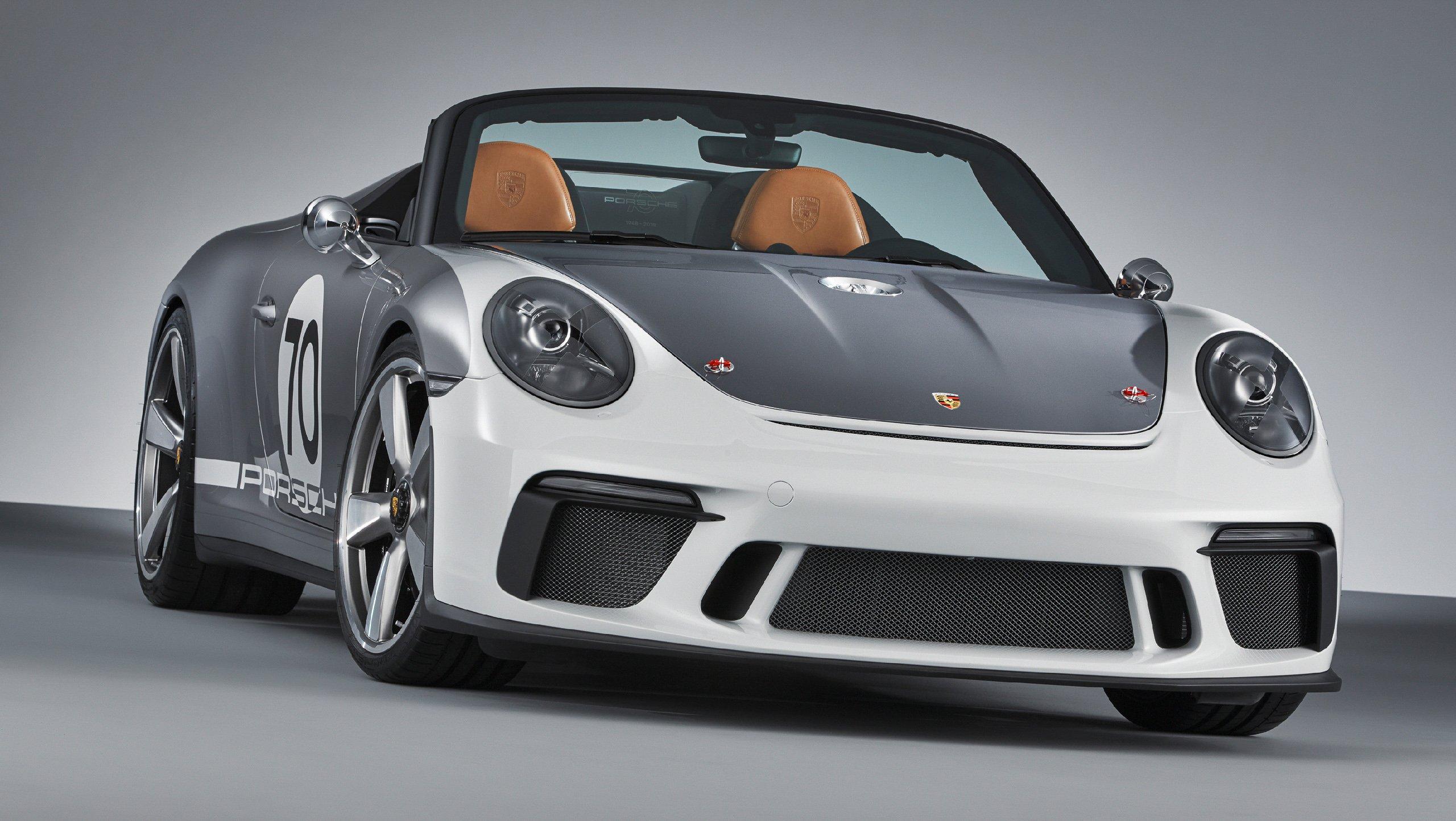 Porsche 911 Speedster Concept Gabung Ciri Model Lama Dan