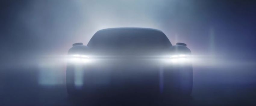 Porsche Taycan – all-electric sports car gets a name Image #825522