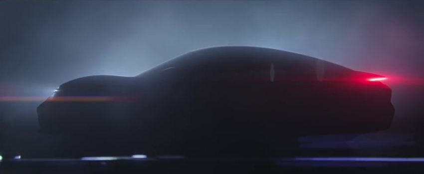 Porsche Taycan – all-electric sports car gets a name Image #825523