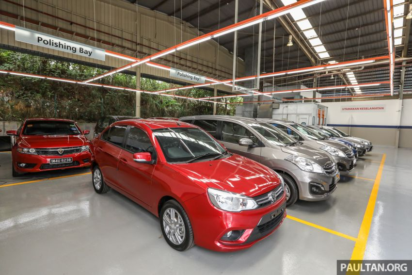 Proton launches upgraded 4S centre, new light blue CI Image #825250